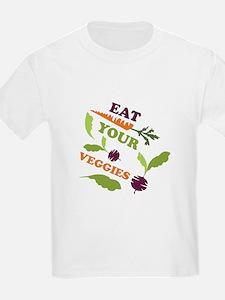 Eat You Veggies T-Shirt
