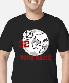 Snoopy Soccer - Person T