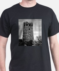 Castle at Grand Canyon. T-Shirt