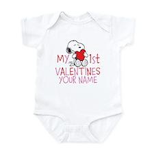 Snoopy - My 1st Vday Infant Bodysuit