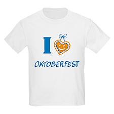 I love Oktoberfest T-Shirt