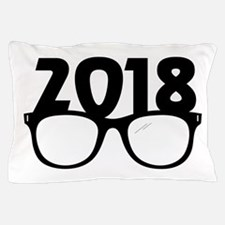 2018 Glasses Pillow Case