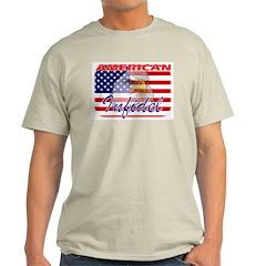 American Infidel Ash Grey T-Shirt