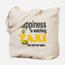 Unique Taxitv Tote Bag