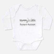 Cool Organization Long Sleeve Infant Bodysuit