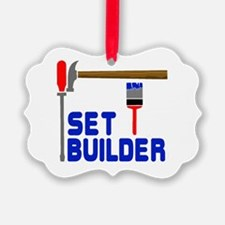 Set Builder Ornament