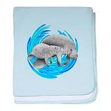 Sea turtle n manatee Cotton
