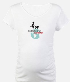 Knocked Up Abroad Shirt