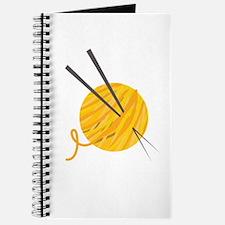 Knitting Yarn Journal