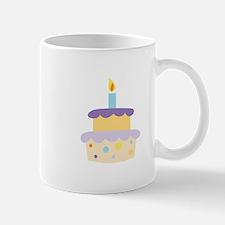 Birthday Cake Mugs