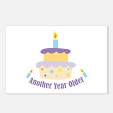 Another Year Older Postcards (Package of 8)