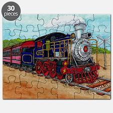 Cute Steam engine Puzzle