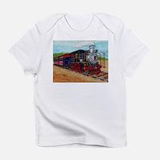 Cute Steam engine Infant T-Shirt
