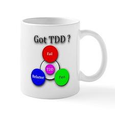 TDD Red Green Refactor Mugs