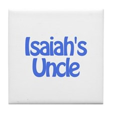 Isaiah's Uncle Tile Coaster