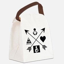 Cute Babywearing Canvas Lunch Bag