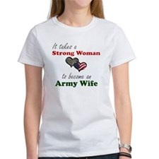 Strong Woman A Tee