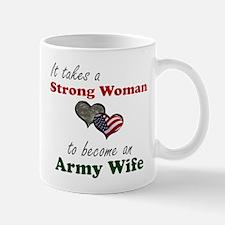 Strong Woman A Mug
