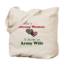 Strong Woman A Tote Bag
