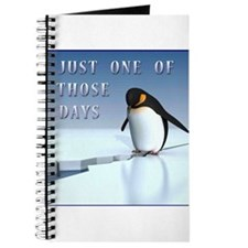 Just one of those days Journal