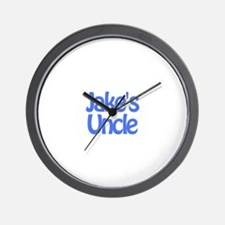 Jake's Uncle Wall Clock