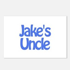 Jake's Uncle Postcards (Package of 8)