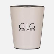 Gig Rower Shot Glass