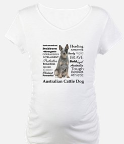Cattle Dog Traits Shirt