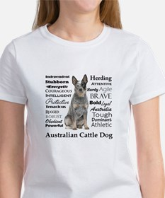 Cattle Dog Traits T-Shirt