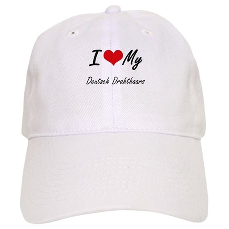 Deutsch drahthaar cap