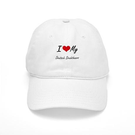 Deutsch drahthaar cap