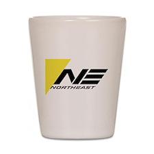 Northeast Airlines Brand Shot Glass
