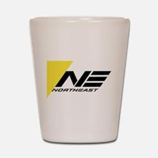 Northeast Airlines Brand Shot Glass
