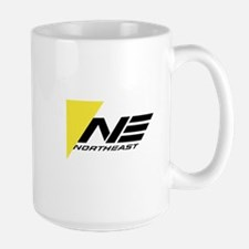 Northeast Airlines Brand Mugs
