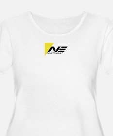Northeast Airlines Brand Plus Size T-Shirt