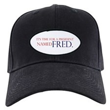 Time for Fred Baseball Hat