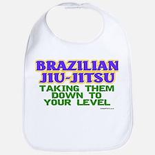 BRAZILIAN JIU-JITSU (TAKING T Bib