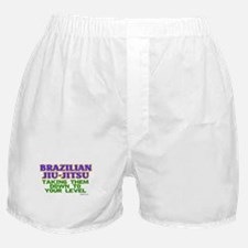 BRAZILIAN JIU-JITSU (TAKING T Boxer Shorts