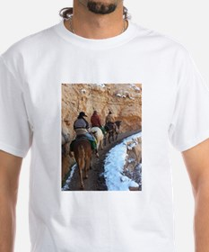 South Kiabab Grand Canyon Mule Ride T-Shirt