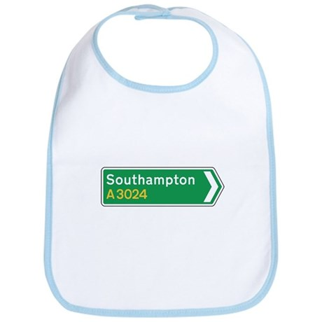 Southampton Roadmarker, UK Bib