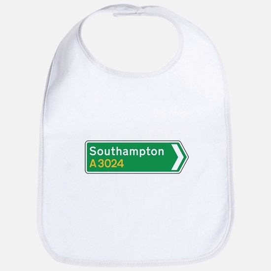 Southampton Roadmarker, UK Bib