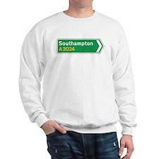 Southampton Roadmarker, UK Sweatshirt