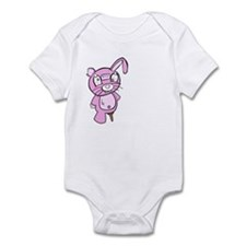Pyscho Bunny Infant Bodysuit