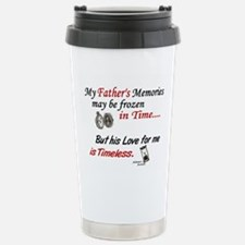 Cute Alzheimer%27s disease inspirational Travel Mug