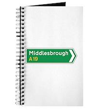 Middlesbrough Roadmarker, UK Journal