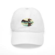 Vintage Alaska Retro Baseball Cap
