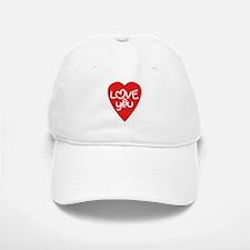 Vietnamese Valentine Love Yêu Asian Wordplay Baseball Baseball Cap