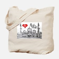 Cute Uae Tote Bag