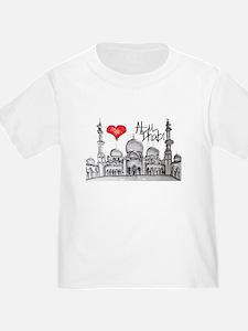 I love Abu Dhabi T-Shirt