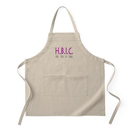 HBIC BBQ Apron
